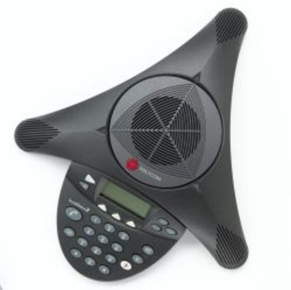 Polycom® SoundStation 2 mit Display (non expandable)