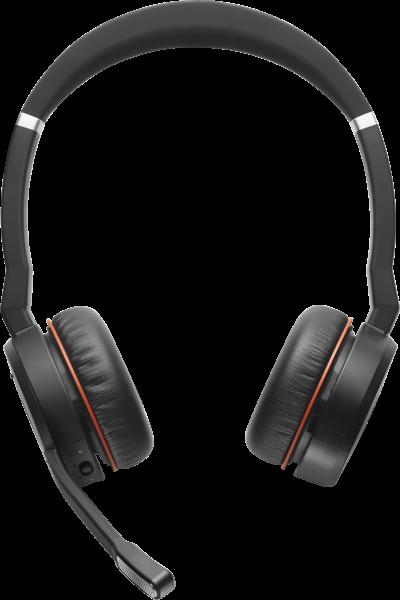JABRA Evolve 75 Stereo MS inkl. Link 370