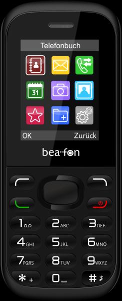 Bea-fon C70 -schwarz-