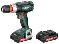 """""""Metabo BS 18 L Quick 2x 2,0 Ah"""""""