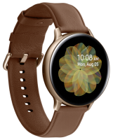 Galaxy Watch Active2 Stainless Steel 44mm Gold