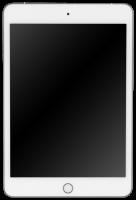 Apple iPad mini Wi-Fi 256GB silber MUU52FD/A