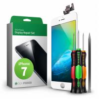 GIGA Fixxoo iPhone 7 Display weiß Komplettset