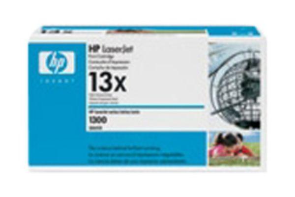 HP Toner Q2613X Schwarz (ca. 4000 Seiten)